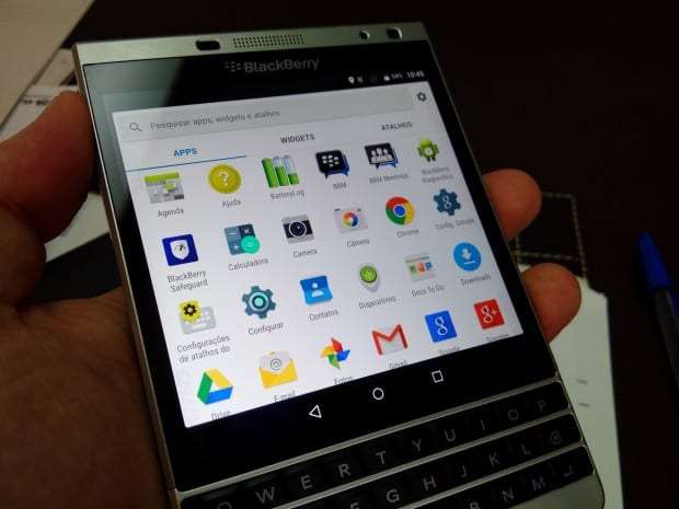 android blackberry
