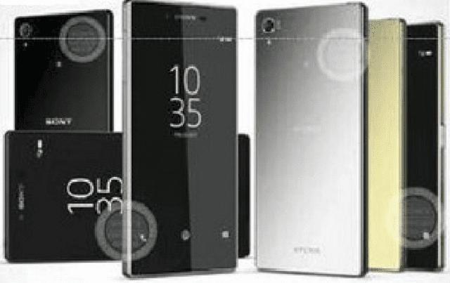 Xperia Z5 Plus