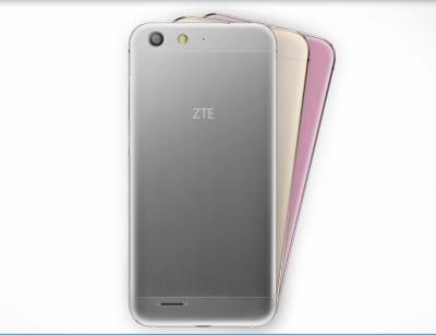 ZTE Blade V6 colores