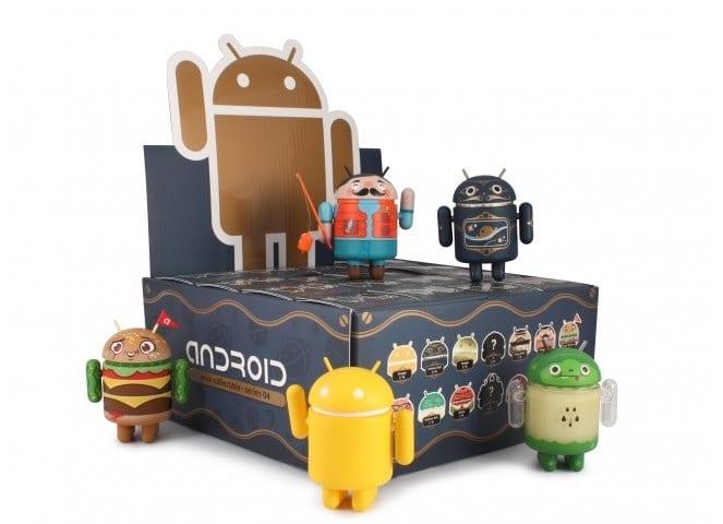 Te presentamos el mejor merchandising de Android