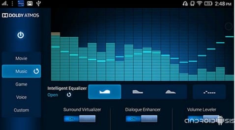 App Dolby Atmos