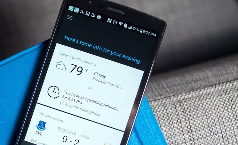 Cortana beta pública