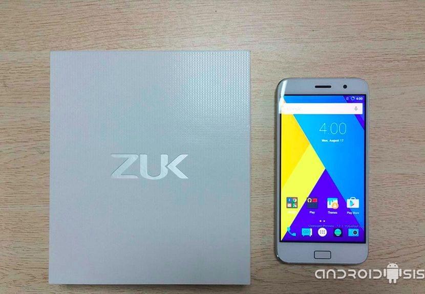 ZUK Z1 con caja
