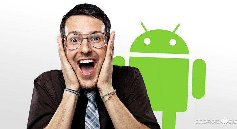 Fanboy de iOS alucinando con Android Lollipop