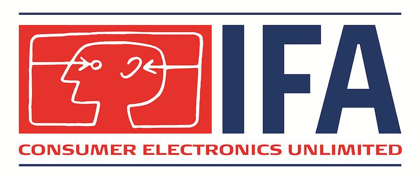 logo de la feria IFA en Berlín