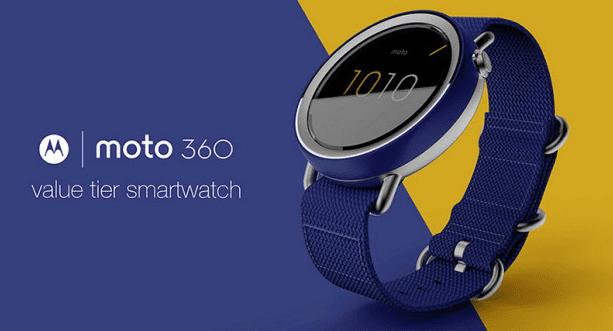Moto 360 barato