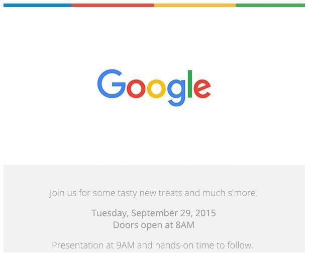google evento 2015