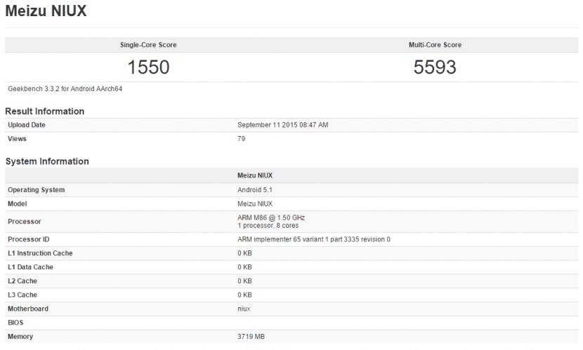 Meizu M5 Pro