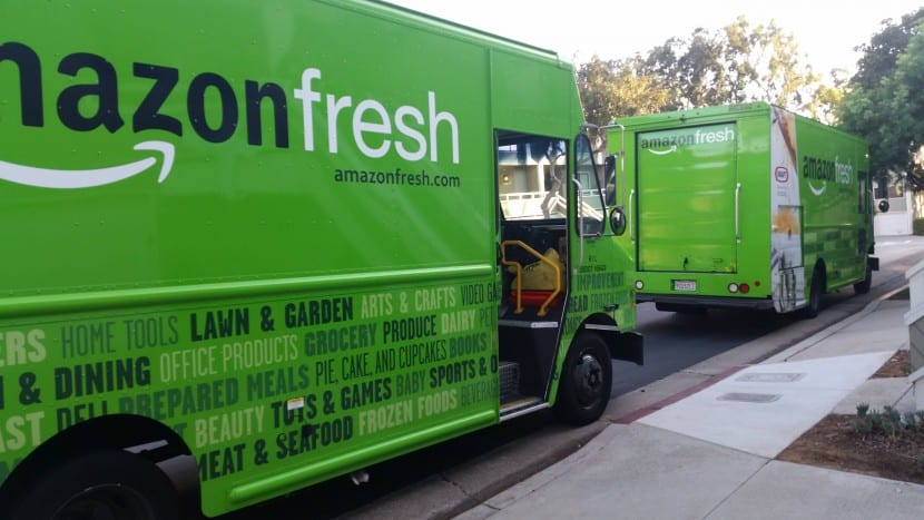 amazon fresh españa