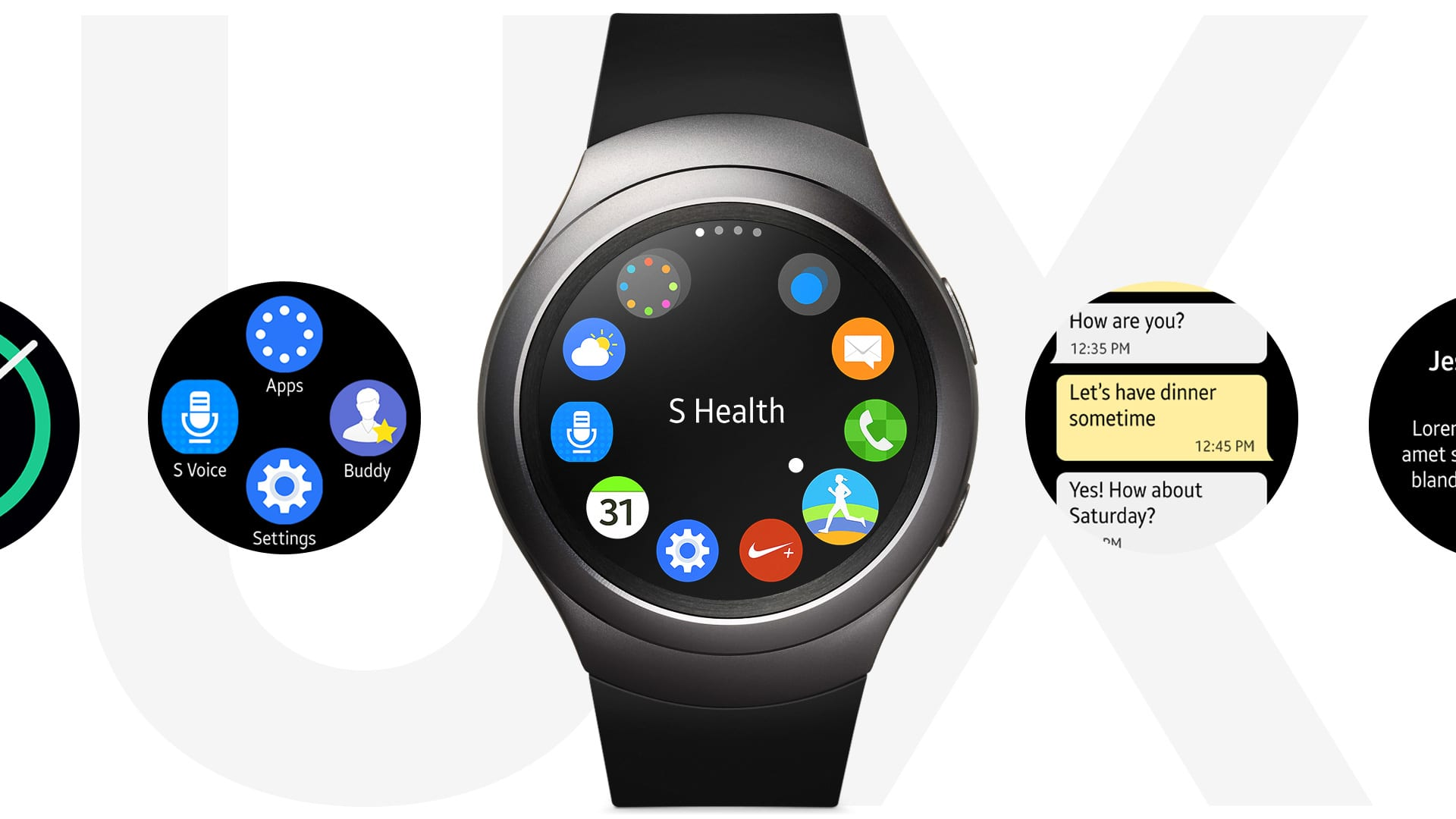 samsung gear s2 el mejor smartwatch del mercado. Black Bedroom Furniture Sets. Home Design Ideas