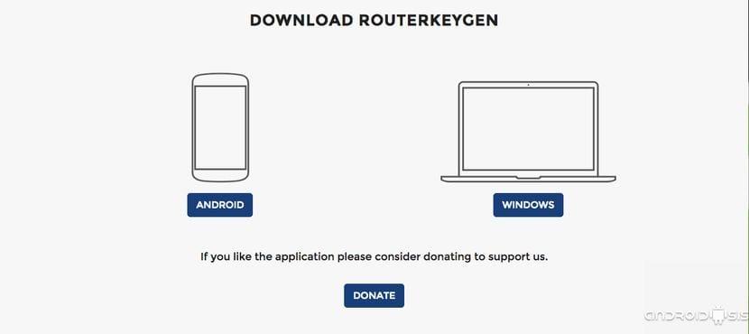 como descargar RouterKeygen en formato apk