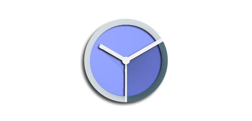 App reloj Google