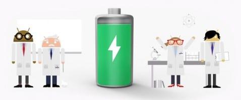 Reparar y calibrar batería Android