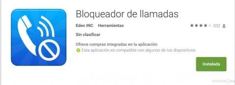 Cómo bloquear llamadas y SMS en tu terminal Android