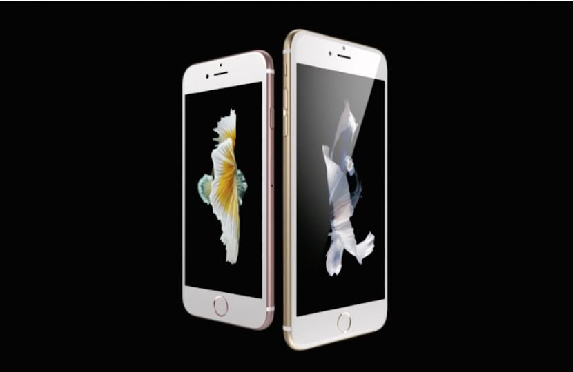 iPhone 6s Plus presentacion