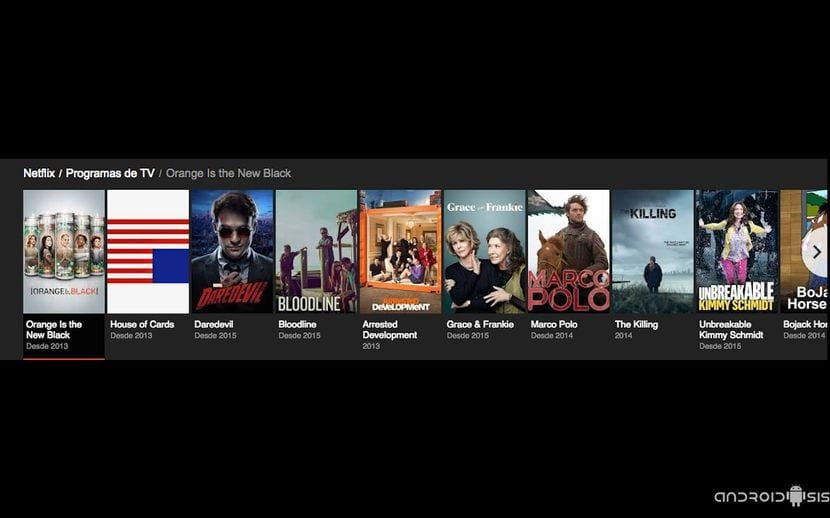 Netflix en España y en Español a partir del 20 de octubre