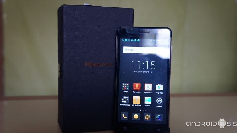Review Hisense King Kong G610