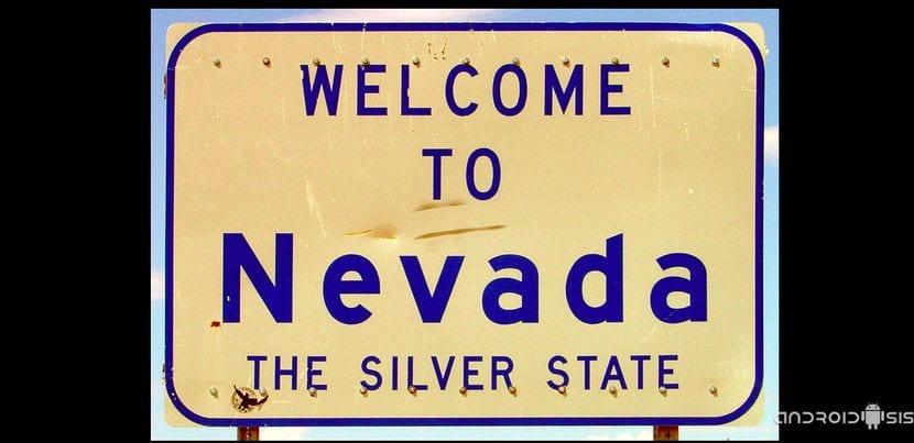 Benvenidos a Nevada