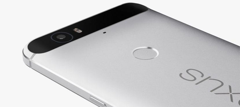 Sensor Nexus 6P
