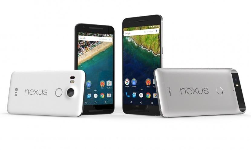 Nexus 6P Nexus 5X 4