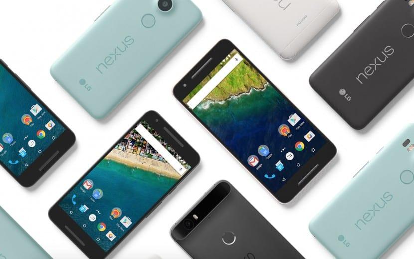 Nexus 6P Nexus 5X 6