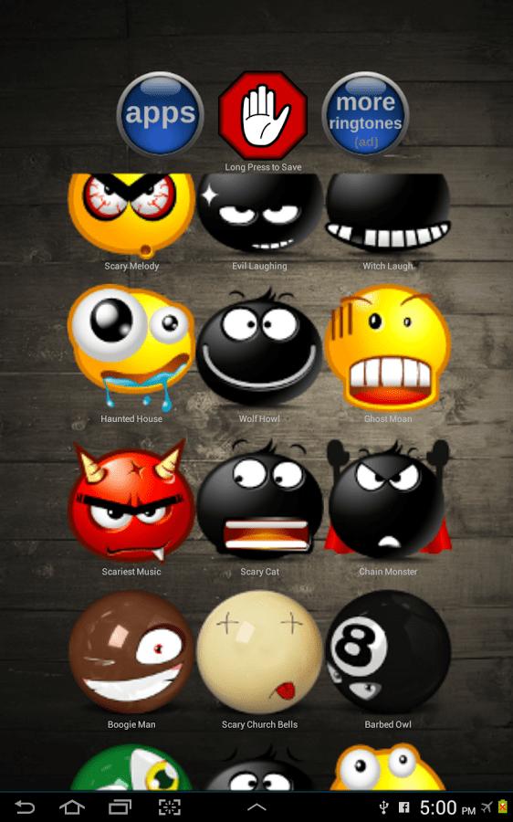 aplicaciones halloween 3