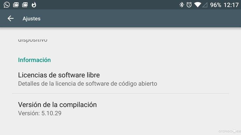 [APK] Descarga ya la nueva versión del Play Store con nuevo diseño para Android Marshmallow