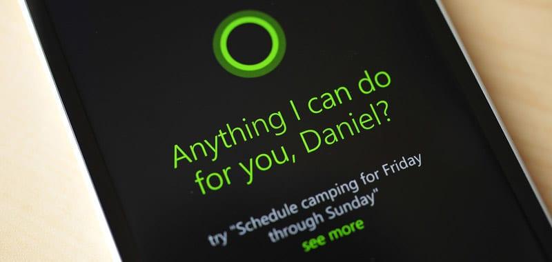Hey Cortana
