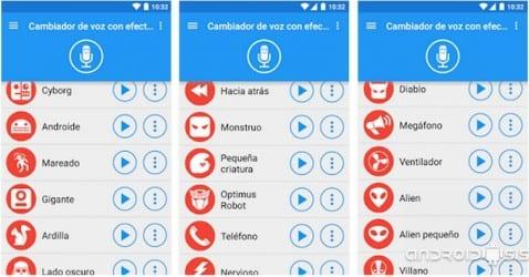 La mejor App de ecualización de voz para Android