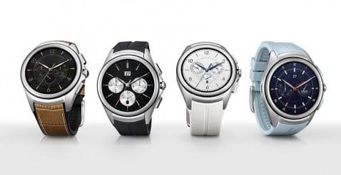LG Watch Urbane segunda generación