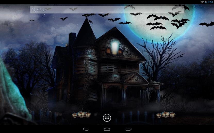 mejores aplicaciones halloween 2