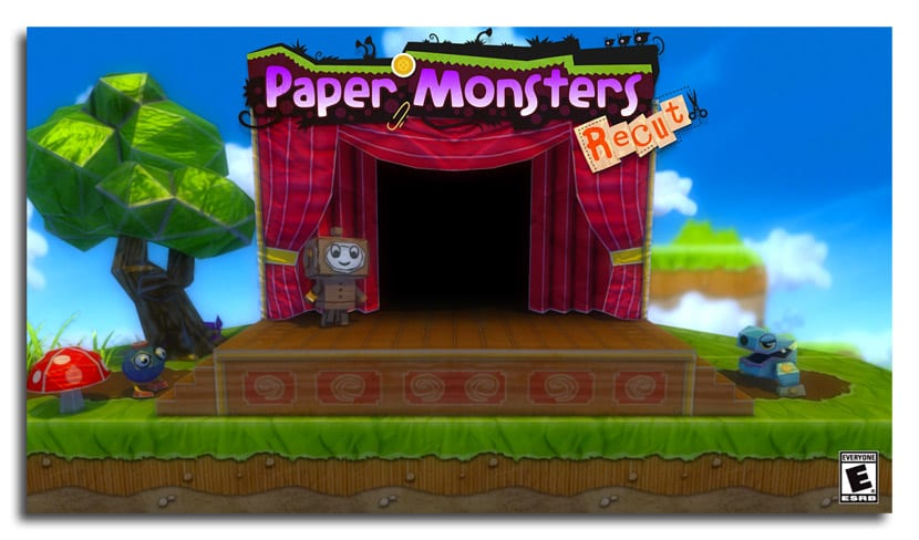 Papers Monsters Recut