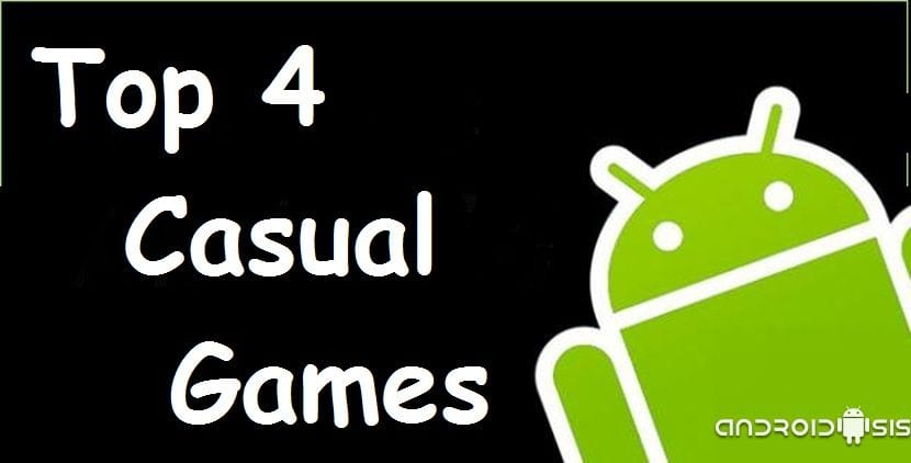 TOP 4 Casual Games