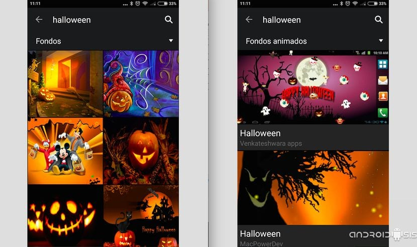 Wallpapers Halloween gratis