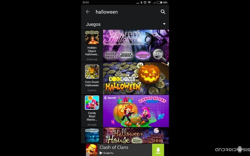 Juegos Halloween para Android gratis