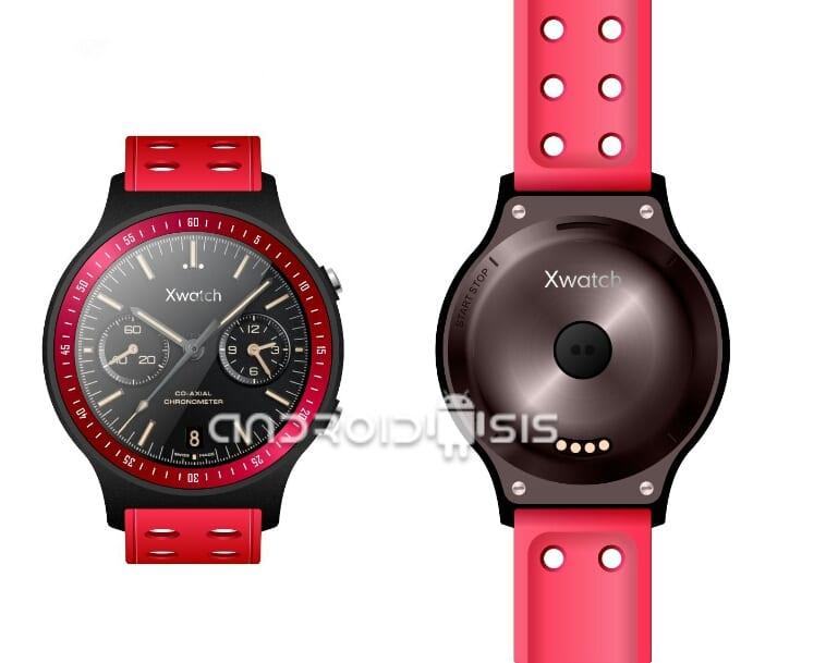 Xwatch: el smartwatch deportivo de Bluboo con sistema operativo Android Wear