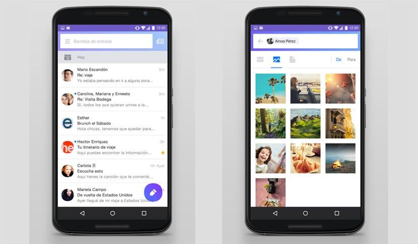 Yahoo Mail 5.0