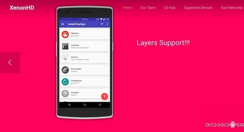 Prueba ya Android 6.0 en el LG G3 internacional, D855 gracias al equipo de Xenon HD.