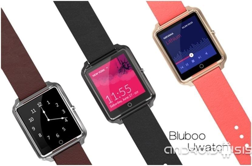 Bluboo Uwatch podría ser el primero reloj Android Wear de bajo coste, por debajo de los 50 dólares