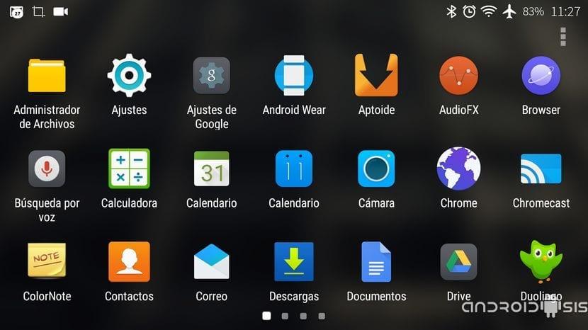 El mejor Launcher Android compatible con modo Landscape