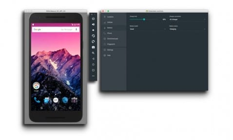 Emulador Android Studio 2.0