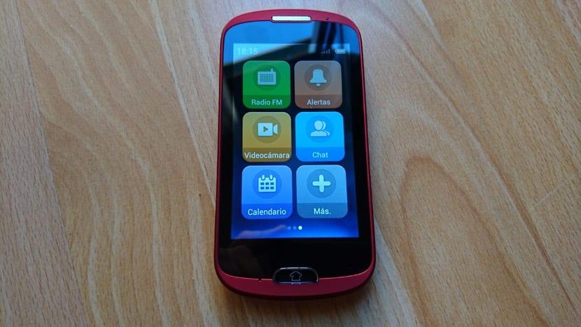 Haier E-ZY Smartphone A6