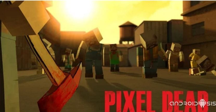 Pixel Dead El Juego De Matar Zombies Gratis Para Android