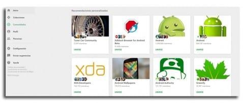 Nuevo Google+