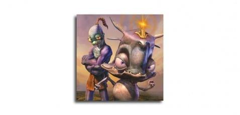 Oddworld Munch´s Oddysey