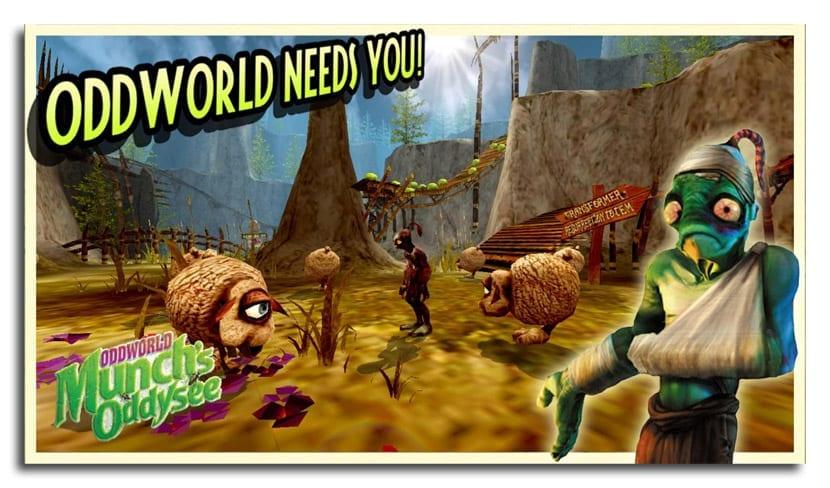 Oddworld: Munch's Oddysey