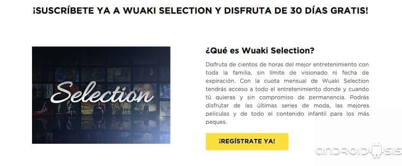 Sorteamos 3 subscripciones a Wauki TV Selección de tres meses completamente gratis