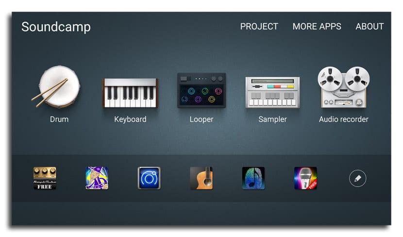 Soundcamp