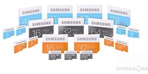 Las tarjetas de memoria al mejor precio en Amazon