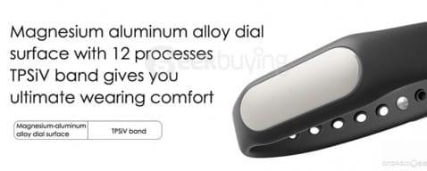 Probamos a fondo la Xiaomi Mi Band 1s